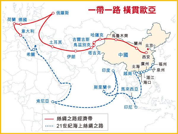 一帶一路」是乜乜乜? - 香港經濟日報- TOPick - 文章- City - D160113