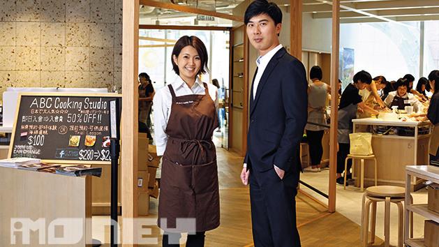田丸玲奈(左)與麥國樑(右)這對日港管理層組合,成功帶領香港分店創下好成績。(相片來源:iMoney智富雜誌)