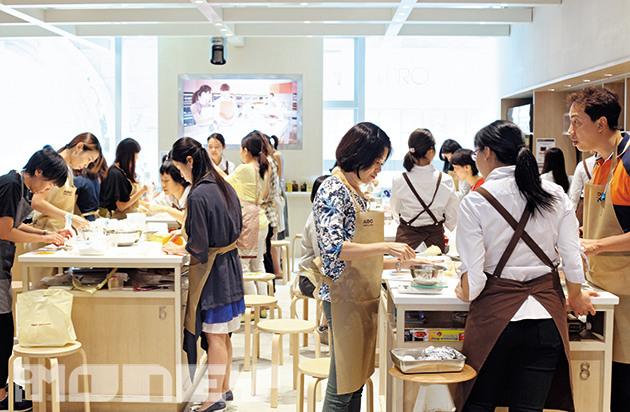 日本料理教室來港開業只兩年,至今已吸過萬人次上堂。(相片來源:iMoney智富雜誌)
