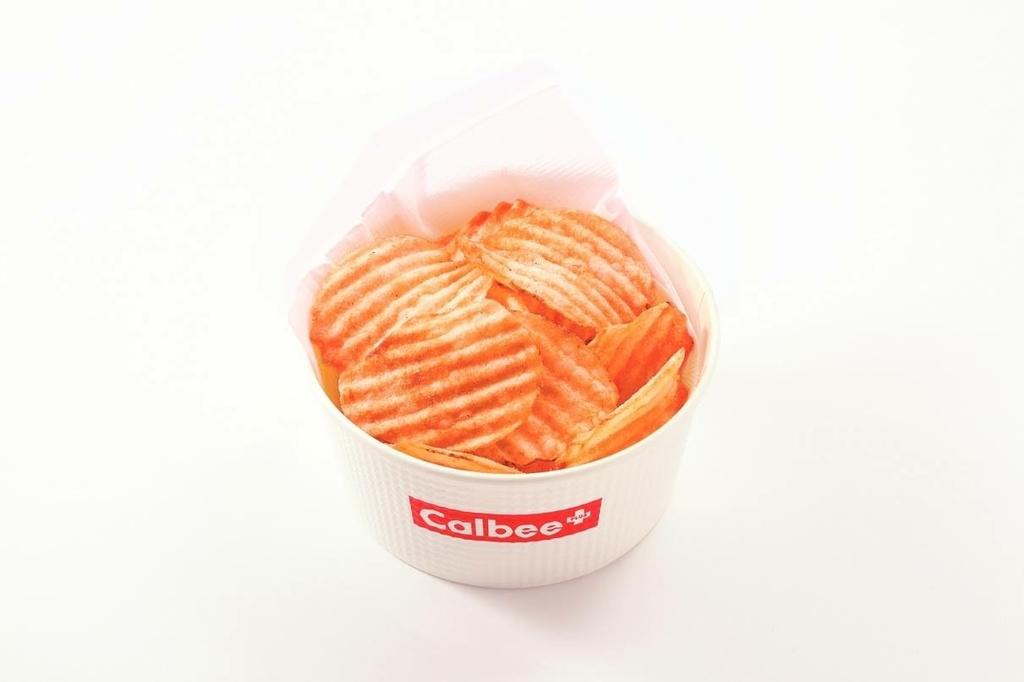 避風塘香辣味薯片(波浪型)