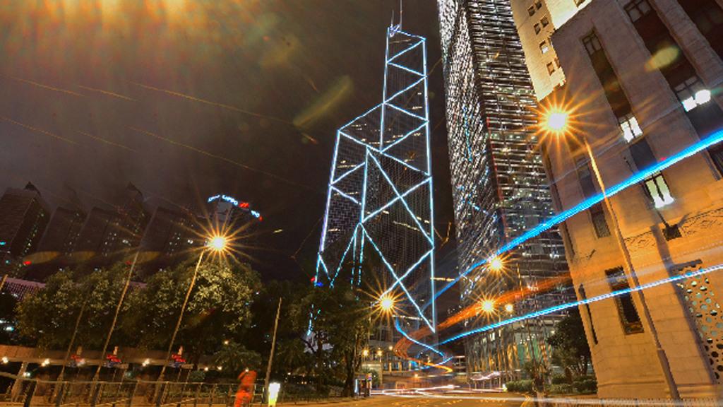 京士柏山的夕陽  H.K.Sunset 香港夕景