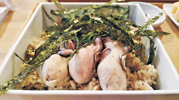 在宮島上吃廣島蠔,味道比市區更鮮、更甜、更具蠔味!(相片來源:受訪者提供轉載自晴報)