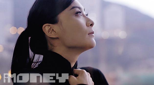 《前度》一劇有不少精警但較長的對白,陳法拉在社交網分享,除了排戲還特地去上廣東話堂。(互聯網圖片)