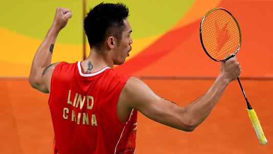 後頸上的「LD」。(相片來源:新華社)
