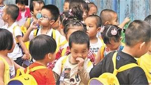 截至昨日,有約740所幼園申請參加免費優質幼稚園計劃,佔整體逾7成。(資料圖片)