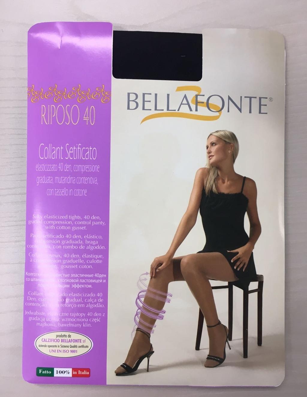 在國泰城出售的 Bellafonte 牌子絲襪,意大利製造,一對25  元。