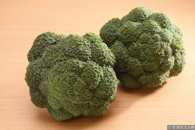 西蘭花有助減肥及同時補充多元的營養素。(香港經濟日報資料室)