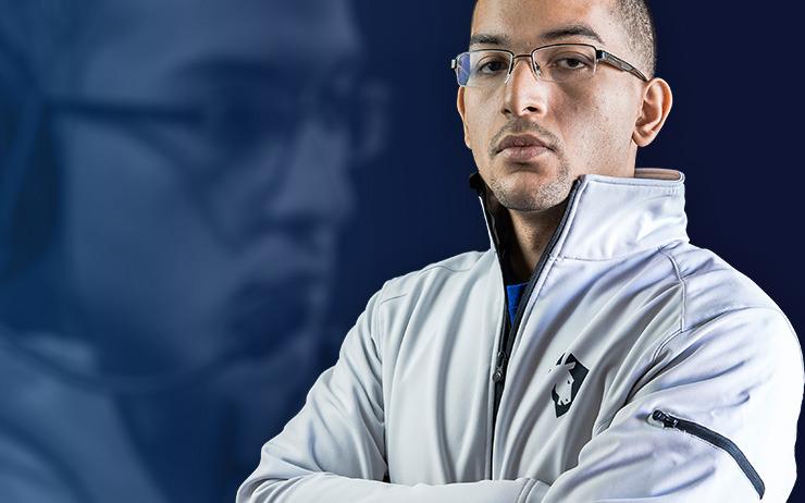 委內瑞拉籍的上路選手「Quas」Diego Ruiz是首位外籍電競選手取得美國綠卡。(相片來源:Team Liquid網頁)