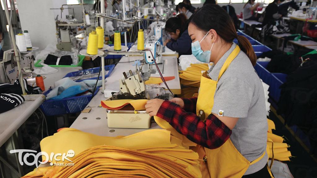 施政報告出爐,林鄭月娥建議撥款20億元成立「再工業化資助計劃」,以配對形式資助生產商在港設立智能生產線。(香港經濟日報資料圖片)
