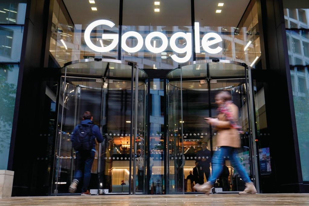 雖然互聯網巨擘Google近日被揭發內部職場性別歧視,引起軒然大波,不過有不少人仍然希望成為Google實習生。(法新社資料圖片)