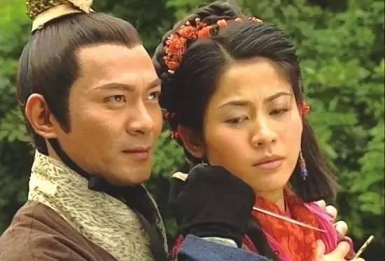 江華在《尋秦記》中飾演連晉。