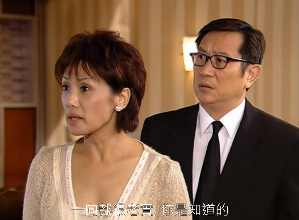 羅浩楷於《法證先鋒》中飾演司機羅邦。(TVB截圖)