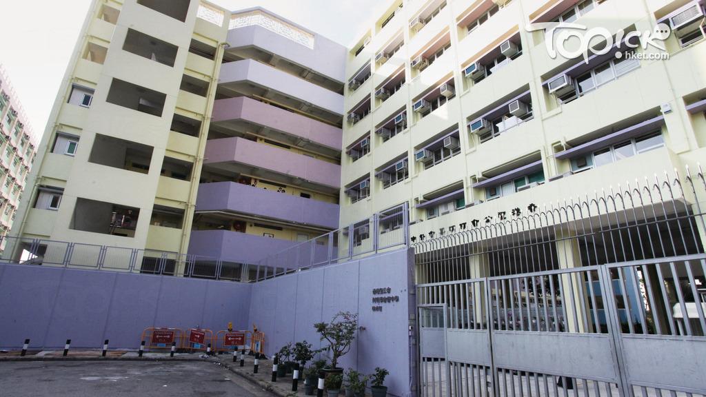 香港聖公會何明華會督中學。(資料圖片)