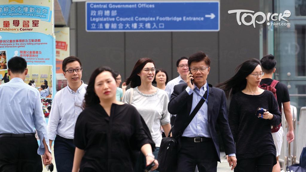 聶德權:公務員制定政策時需考慮香港是國家一部分- 香港經濟日報- TOPick - 新聞- 政治- D200624