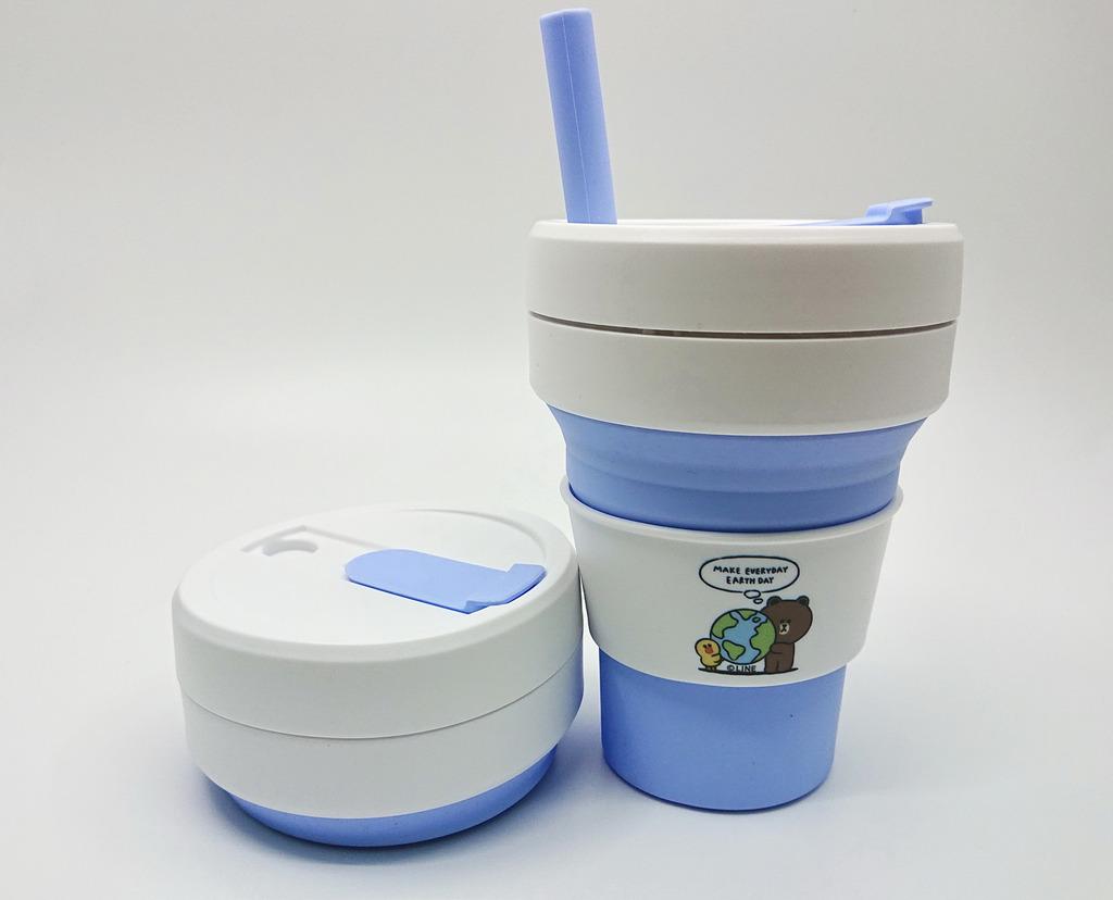 更附有飲管方便飲用凍飲及冰沙。(官方圖片)